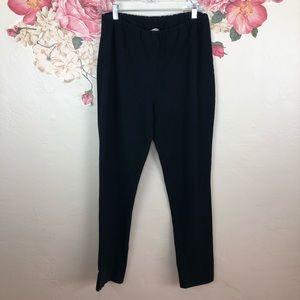 SOFT SURROUNDINGS | basic active pants size Medium